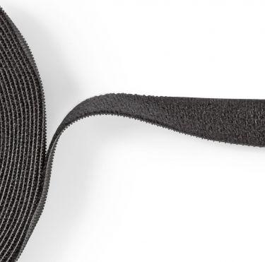 Nedis Velcro Cable Roll | 9100 x 16 mm | Black, ERGOVELC91BK