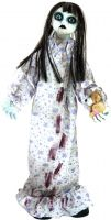 Halloween, Europalms Doll animated 76cm