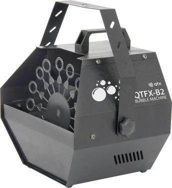 Sæbeboblemaskine QTFX-B2 - God standard model med bærehåndtag