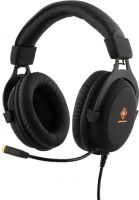 Deltaco GAMING Stereo Headset LED lys, Sort
