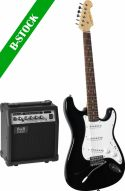 "DW Audio Start Guitar Pack med 10watt amp. ""B-STOCK"""
