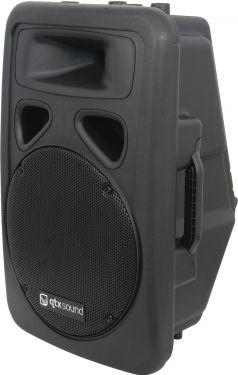 SP1200A Hi-End Aktiv PA højttaler ABS 2-vejs 12