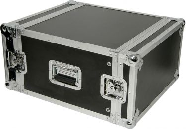 19' equipment flightcase - 6U
