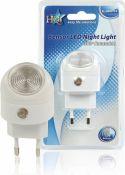 Belysning, HQ LED Night-Light 1 W Day/Night, EL-NIGHT4