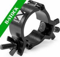 "BC50B-100 Half Coupler Slimline 100kg Black ""B-STOCK"""