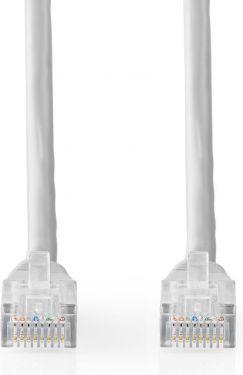 Nedis Kat. 5e UTP-netværkskabel | RJ45 (8P8C) hanstik - RJ45 (8P8C) hanstik | 0,5 m | Grå, CCGT85000