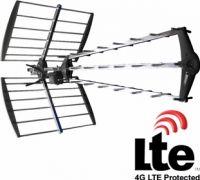 KÖNIG König UHF DVB-T antenne, 26 elementer, 15dB(A)