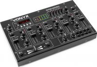 DJ Mixer STM2290 8-kanals med lydeffekter, Bluetooth, USB/SD/MP3-afpiller