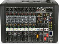 PDM-M804A 8-Channel Music Mixer with Amplifier