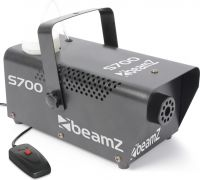 S700 Smoke Machine including fluid