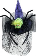 Udsmykning & Dekorationer, Europalms Halloween Costume Witch Hat with Spider