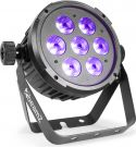 BT280 LED Flat Par 7x10W 6-i-1 RGBAW-UV