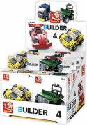 byggeklodser, Sluban Byggeklodser Builder Vehicles, 101380597