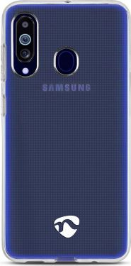 Nedis Jelly Case for Samsung Galaxy M40 / A60 | Transparent, SJC10032TP