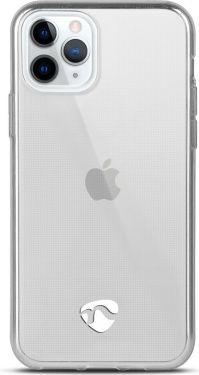 Nedis Jelly Case for Apple iPhone 11 Pro | Transparent, SJC20008TP