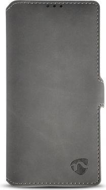 Nedis Soft Wallet Book for Samsung Galaxy Note 10 Plus | Black, SSW10024BK
