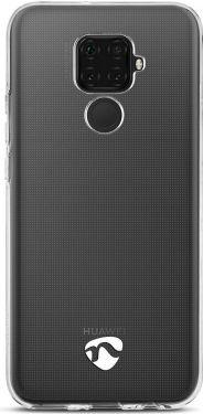 Nedis Jelly Case for Huawei Mate 30 Lite / Nova 5i Pro | Transparent, SJC30029TP