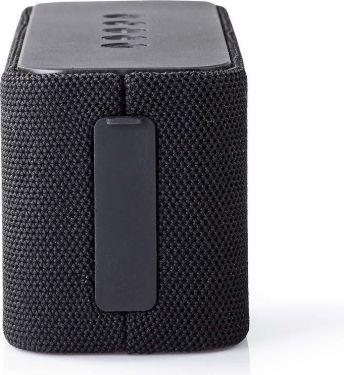 Nedis Bluetooth®-højttaler   2 x 30 W   True Wireless Stereo (TWS)   Vandtæt   Sort, SPBT2002BK