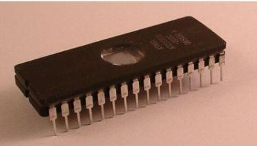 27C010-20DC UV EPROM 128KX8 200ns 5V (DIP32)