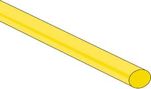 "<span class=""c10"">Velleman -</span> Krympeflex 2:1 4,8mm GUL (1,2m)"