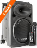 "FPS10 Portable Sound System 10"" BT/VHF/IRC ""C-STOCK"""
