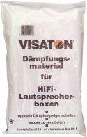 """Højttalere & PA systemer, <span class=""""c9"""">Visaton -</span> Højttalerdæmpningsmateriale 155g (20 ltr.)"""