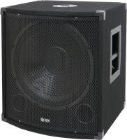 "QTX MEGA Subwoofer QT18S 500W / 18"" kraftig bas - Kompakt kabinet design!"