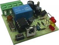 Velleman K8092 Optisk nærheds-sensorkonktakt 3A / 24VDC