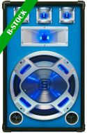 "PA Blue Speakerbox 15"" LED 800W ""B-STOCK"""