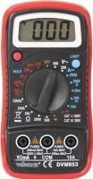 "<span class=""c10"">Velleman -</span> DVM853 digitalt multimeter, CAT. III 300 V CAT. II 500V"