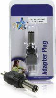 USB 2.0, HQ Universal Power Adapter Spare Plug 5.5 x 2.5 mm, PSUP-PLUG07