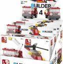 Sluban, Sluban Building Blocks Builder Fire, 101380593