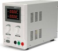 """<span class=""""c10"""">Velleman -</span> Laboratorie strømforsyning 0-30V / 0-5A, dobbelt LED disp."""