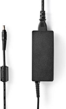 Nedis Notebook-adapter 60 W | 5,5 x 3,0 mm midterben | 19 V/3,16 A | Til Samsung | Strømledning medf