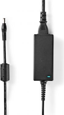 Nedis Notebook Adapter 40 W | 5.5 x 2.5 mm | 19 V / 2.1 A | Used for TOSHIBA | Power Cord Included,