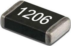 1,21 Mohm SMD modstand 0,25W 1% (1206)