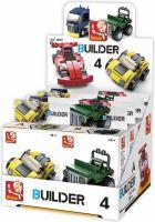 Sluban Byggeklodser Builder Vehicles, 101380597