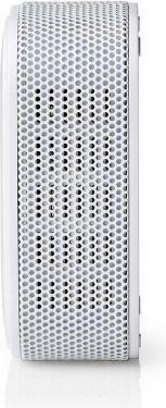 Nedis Carbon Monoxide Detector | Small Design | 10-Year Sensor and Battery Life, DTCTCO20WT