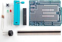 Adafruit Standalone AVR ISP Programmer Shield Kit for Arduino