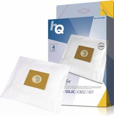 HQ Erstatningsdele til: Tristar - Solac JC802/917 Indholdet i pakken: 4x øvpose, W7-52753/HQN