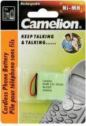 Universal t. trådløs tlf., Camelion Camelion NiMH t. trådløs tlf. 3,6V 300mAh (universalstik)