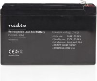 Nedis Rechargeable Lead-Acid Battery 12V | 9000 mAh | 150 x 65 x 95 mm, BALA900012V