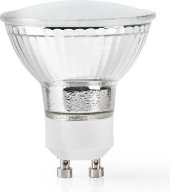 Nedis Wi-Fi Smart LED Bulb   Warm White   GU10, WIFILW11CRGU10