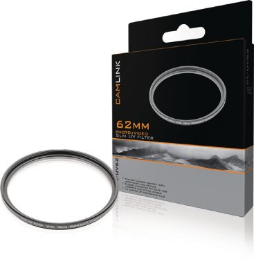 Camlink UV Filter 62 mm, CL-UV62