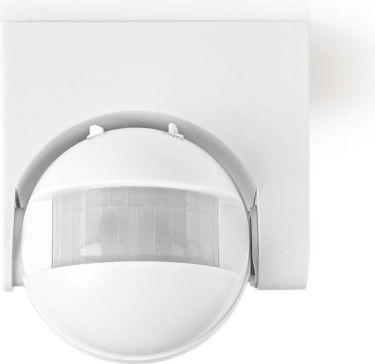 Nedis Bevægelsesdetektor | Udendørs | Tids- og Lysindstillinger | 3-trådet Installation, PIROO20WT