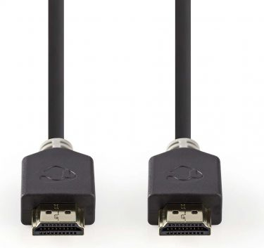 Nedis Ultra High Speed HDMI™ Cable | HDMI™ Connector - HDMI™ Connector | 2.00 m | Anthracite, CVBP35