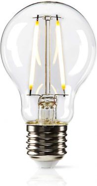 Nedis Dæmpbar LED-retroglødepære E27   A60   8,3 W   806 lm, LEDBDFE27A601