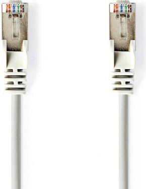 Nedis Cat 5e F/UTP Network Cable | RJ45 Male - RJ45 Male | 0.5 m | Grey, CCGP85111GY05