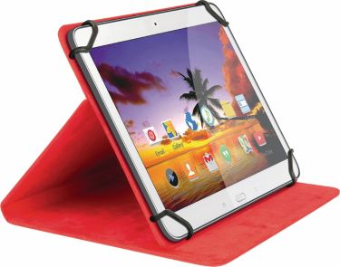 "Sweex Tablet Folio Case 8"" / Universal Red, SA322V2"