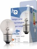Belysning, HQ Halogen Lamp E27 Mini Globe 28 W 370 lm 2800 K, HQHE27BALL002